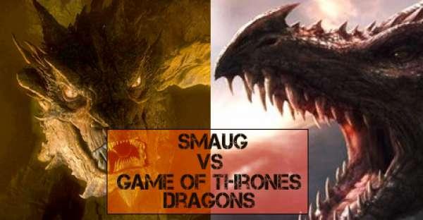 ancalagon the black vs smaug