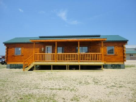 Gorgeous log cabin 58 500 with must see interior for 16x50 house plans