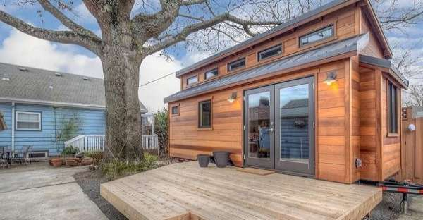 160 Sqft Tiny House With Super Modern and Gorgeous Interior