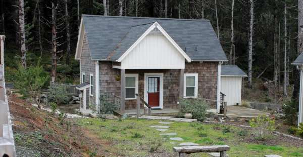 Tiny House Retirement Community