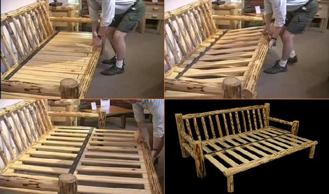 How To Make Futon Furniture